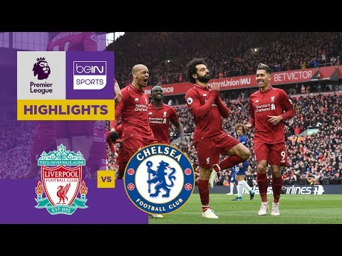 Liverpool 2-0 Chelsea Match Highlights