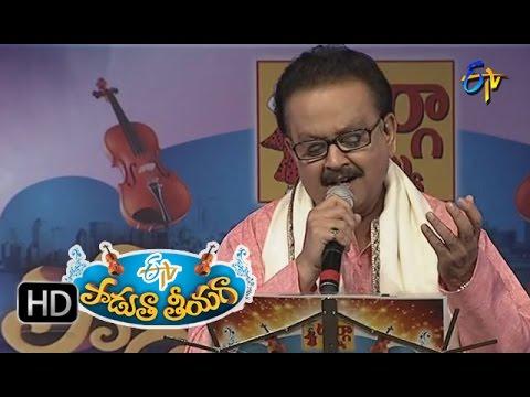 Adi-Bhikshuvu-Vadi-Nedi-Adigedi-Song--SP-Balu-Performance-in-ETV-Padutha-Theeyaga--4th-April-2016