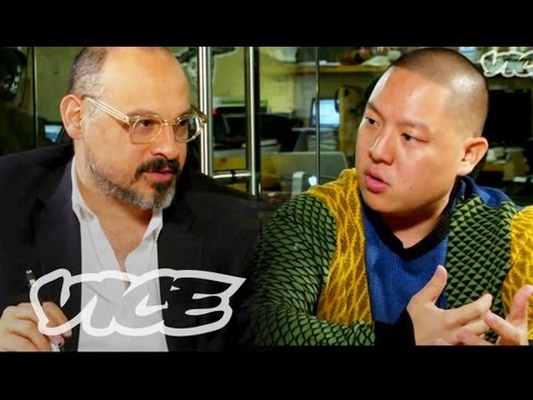 Eddie Huang on Fresh Off the Boat and More