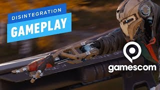 7 Minutes of Disintegration Gameplay - Gamescom 2019 by IGN