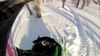 5. 2012 Arctic Cat Proclimb 800 153 DEMO-GoPro Hero2-Kilee Stevens