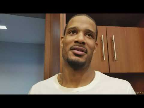 Trevor Ariza on Rockets win over Blazers