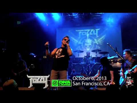 fozzy - Fozzy - Live at DNA Lounge San Francisco, CA.