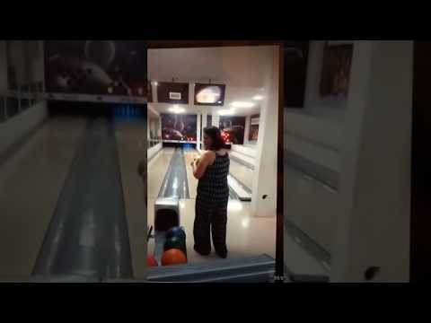 Woman's Catastrophic Bowling Fail Is Why You Let Go Of the Ball