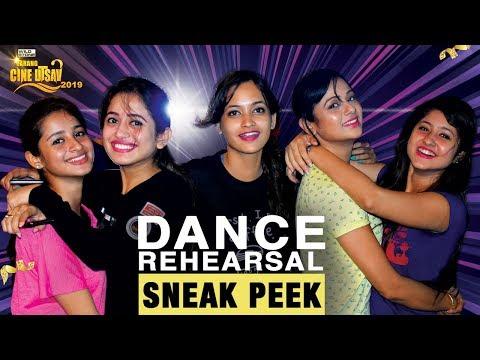 Dance Rehearsal Sneak Peek | Behind The Scene |  Tarang Cine Utsav 2019