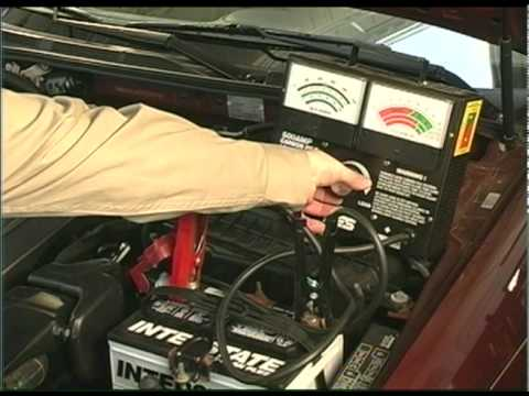 how to run a tv from a car battery