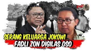 Video S3r4 ng Keluarga Jokowi, Fadli Zon Digil4s OSO, Malah Buka Bor0k Prabowo! Si4l Terussss! MP3, 3GP, MP4, WEBM, AVI, FLV Februari 2019