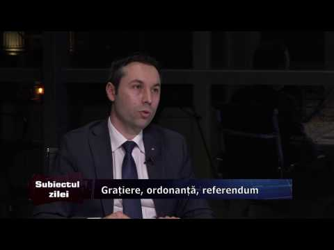 Emisiunea Subiectul zilei – 25 ianuarie 2017