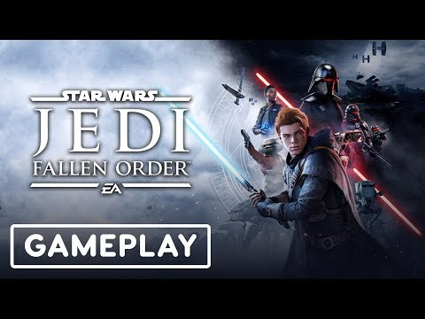 Star Wars Jedi: Fallen Order Official Gameplay Demo - E3 2019