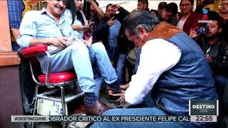 image of 'El Bronco' promete una campaña novedosa | Noticias con Ciro Gómez Leyva