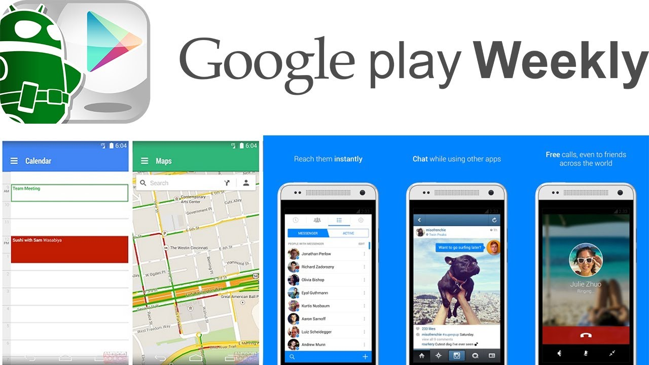 Project Hera, Google Apps UI changes, the most popular useless app ever! – Google Play Weekly