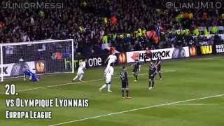 Gareth Bales Treffer in der Saison 2012/13