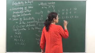 Chemistry, Class  X Chapter: Classification of elements and periodicity in properties   Topic: Periodicity in properties   Classroom lecture by Shaillee Kaushal. Language : English mixed with Hindi.