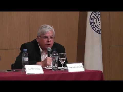 Luis Alberto Romero en la Universidad Católica Argentina – 11/12/2014