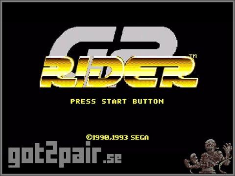 GP Rider - Master System