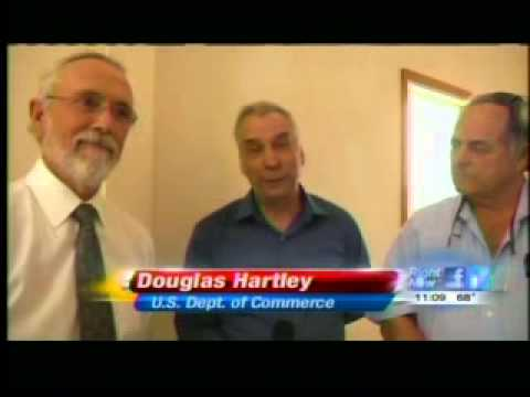 Congressman Newhouse tours Pasco winery, discusses export opportunies