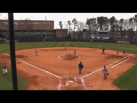 Postgame - Softball vs. West Alabama
