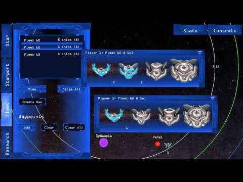 Video of Galaxy War: Star Colony Wars