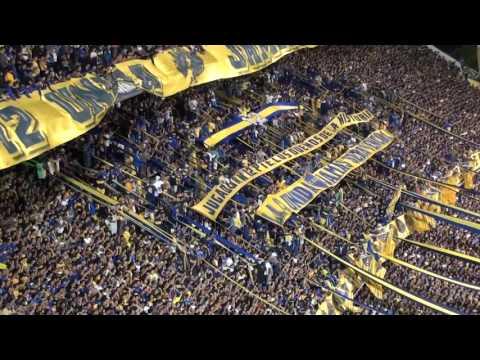 Boca Talleres 2017 / Nosotros alentamos - La 12 - Boca Juniors