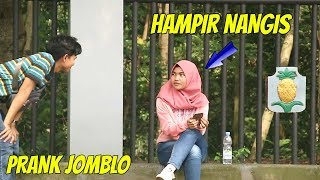 Video PRANK JOMBLO SAMPE NANGIS WKWKWK !! MP3, 3GP, MP4, WEBM, AVI, FLV Juli 2019
