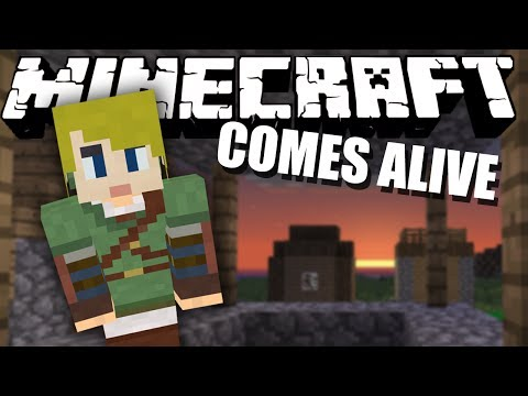 THE FLIRT! Minecraft Comes Alive #3