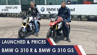 7. BMW G 310 R And BMW G 310 GS Launched In India | NDTV carandbike