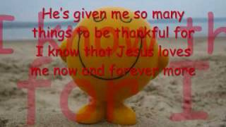 Happy All The Time (Christian Song) (Lyrics) (HD)