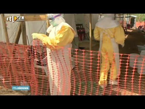 Amsterdam tweede Ebola-rampgebied in Europa
