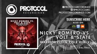 Video Nicky Romero vs Volt & State - Warriors (Syn Cole Remix) MP3, 3GP, MP4, WEBM, AVI, FLV Juni 2018