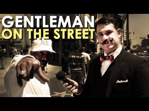 What Is Manliness? | Gentleman On The Street