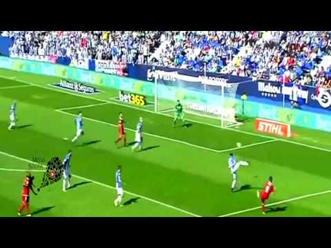 Seville vs CD leganes 3-2 All goals & Highlights 15/10/2016