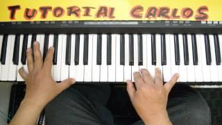Solo En Ti Marcos Witt Piano Tutorial Carlos