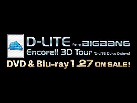 D-LITE - Dress (from 『Encore!! 3D Tour [D-LITE DLive D'slove]』)