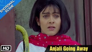 Anjali Going Away - Kuch Kuch Hota Hai - Shahrukh Khan, Kajol, Rani Mukerji - HQ