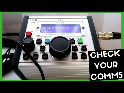 HAM Radio Text Messaging? - PSK31