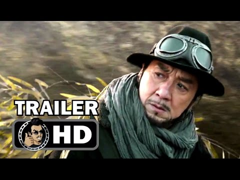 RAILROAD TIGERS - Official Trailer (2017) Jackie Chan Action Movie HD