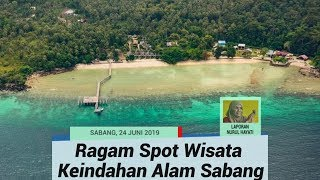 Liburan Telah Tiba, Keindahan Pantai di Pulau Weh Sabang Siap Menyambut Anda