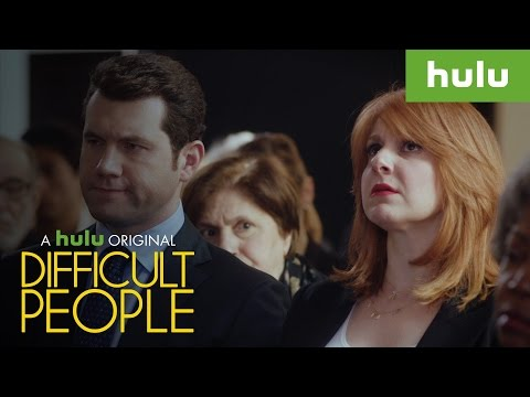 Difficult People Season 1 - Teaser (Official)