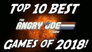 Video Top 10 BEST Games of 2018! MP3, 3GP, MP4, WEBM, AVI, FLV Februari 2019