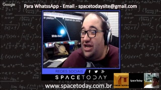 Lançamento do Proton-M ECHOSTAR 21 - Space Today Live by Space Today
