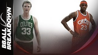 Was Larry Bird Better Than LeBron James? by BBallBreakdown