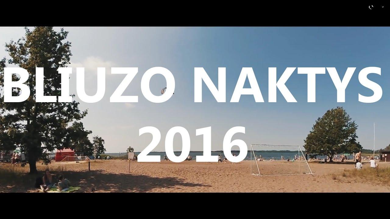 Bliuzo Naktys 2016