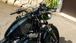 9. 2017 Harley Davidson Forty Eight 48 - V&H Short Shots