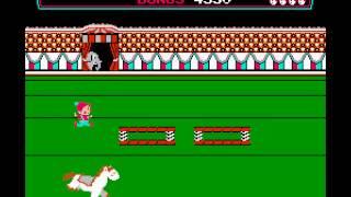 NES Longplay [463] Circus Charlie