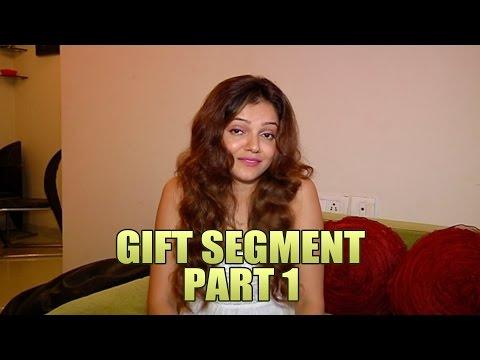 Rubina Dalaik recieves gifts from fans PART 1