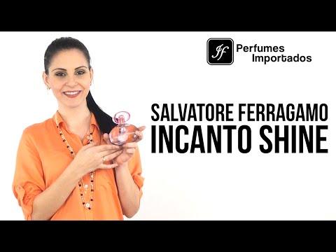 Perfume Salvatore Ferragamo Incanto Shine Feminino - Eau de Toilette