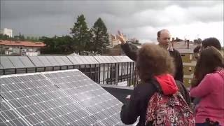 Energia Solar Microprodução Fotovoltaica -Águeda