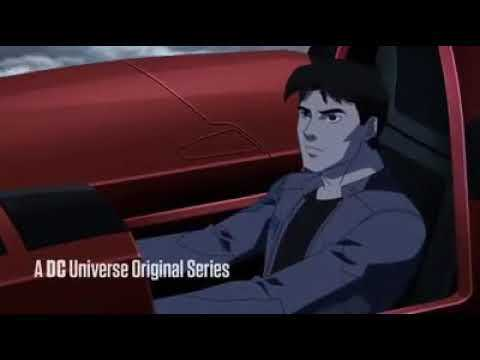 Young Justice Season 3 Episode 2 (Undercover Mission Scene)