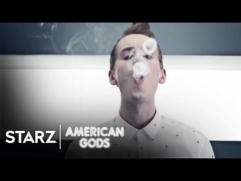 American Gods Character Promo 'Technical Boy'