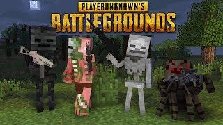 Video Monster school : PLAYER UNKNOWN BATTLEGROUNDS (PUBG) CHALLENGE - Minecraft animation MP3, 3GP, MP4, WEBM, AVI, FLV Juni 2018